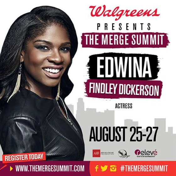 Edwina Findley Dickerson at The Merge Summit Entertainment Conference