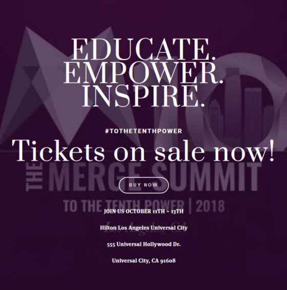Merge Summit: Oct 11-13