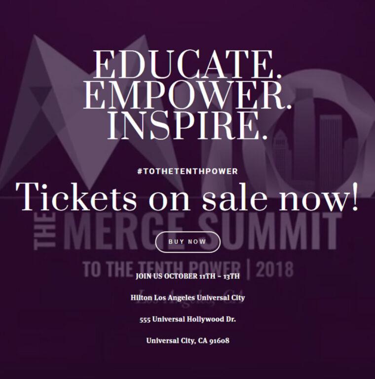 Merge Summit: Oct 11-13