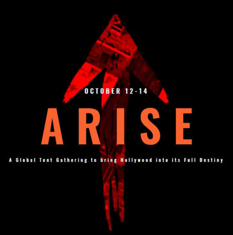 Hollywood Arise: Oct 12-14